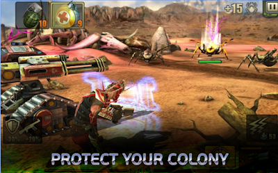 Fitur Evolution: Battle for Utopia Apk Android