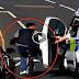 Nem tétlenkedtek a hazafi rendőrök! Nagyon pórul járt a tolvaj migráns! Videó!