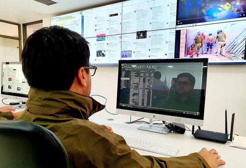 Ciberpatrullaje de Carabineros detectó en qué redes sociales trafican drogas