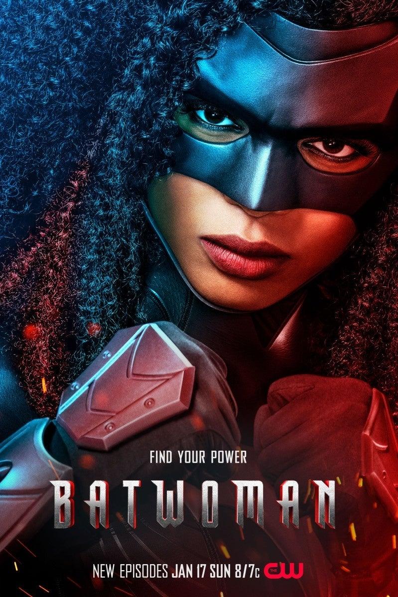 Batwoman Temporada 1 y 2 Dual 720p