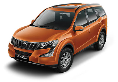 New Mahindra XUV 500 hd pictures