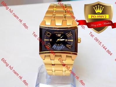 Đồng hồ nam Police PO 950V2