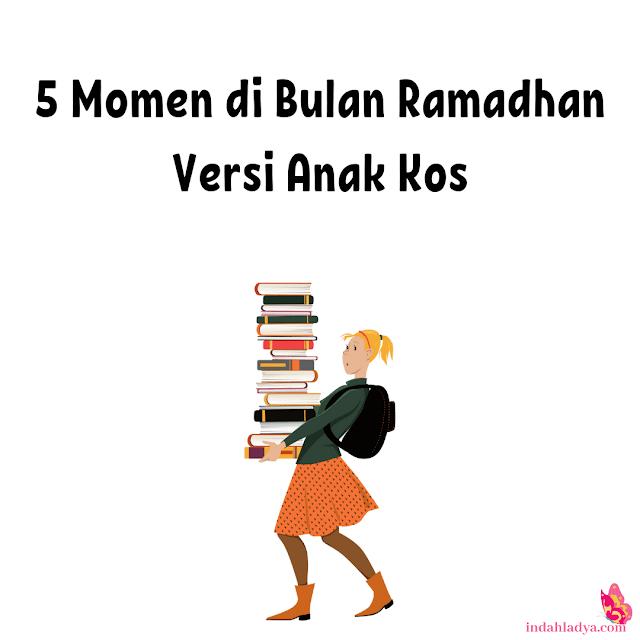5 Momen di Bulan Ramadan