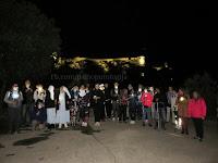 Solin - Sinj Prvo noćno hodočašće stazom Gospi Sinjskoj slike