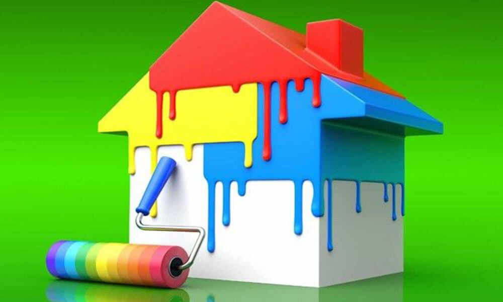 Synthesize some of the most popular home paint color schemes to keep in mind when mixing home paint colors