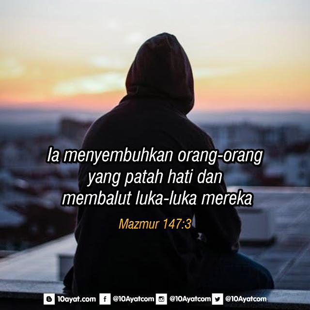 Mazmur 147:3