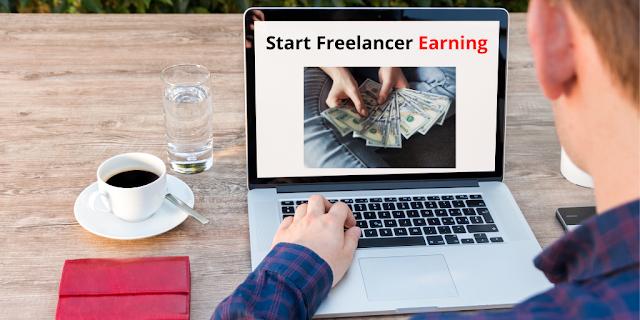 earn money from a freelancer