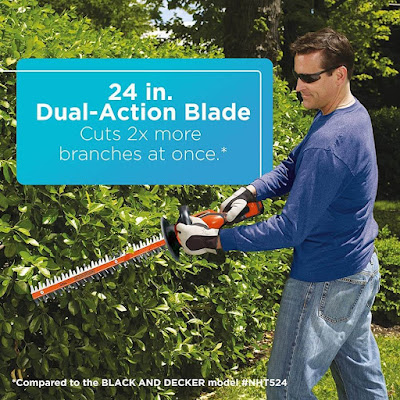 Best 24 Inch Electric Hedge Trimmer