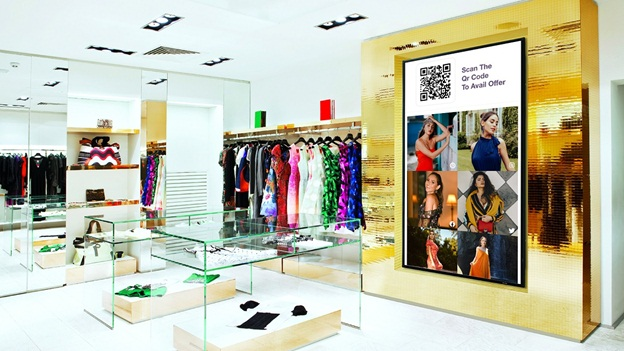 5 Benefits Of Digital Signage In Retail Stores