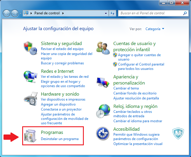 Eliminar Virus Search.fvpimageviewer Secuestrador de Navegadores