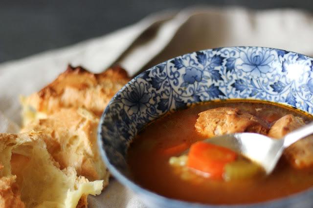 gougere,soupe,pate-a-choux,salée,blog,anthracite-aime,blogue