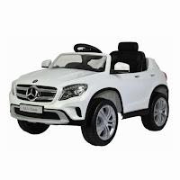 Mobil Mainan Aki Pliko PKG1A Mercedes Benz G1A Class