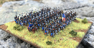 Baccus 6mm Napoleonic French Infantry Napoleon War-game Miniatures Grande Armee