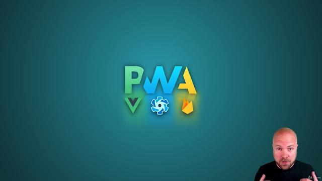 PWA with Vue JS, Quasar & Firebase (with NodeJS & Express)