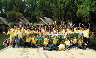 Paket Gathering Kampung Sampireun Terbaru 2019