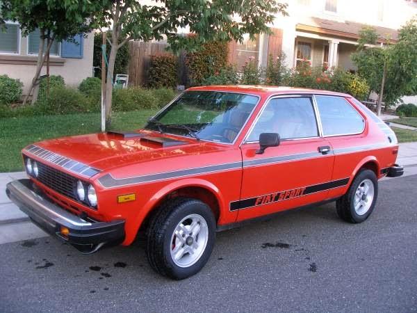 1978 Fiat 128 3P Sport Hatchback | Auto Restorationice