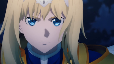 Sword Art Online: Alicization - War of Underworld Episode 7