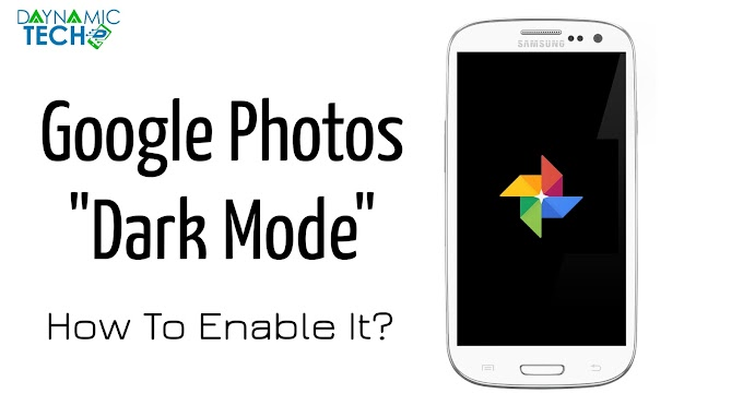 How To Enable Dark Mode On Google Photos