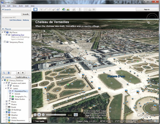 تحميل خرائط جوجل ايرث برابط مباشر Download Google Earth