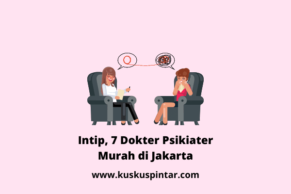 Psikiater Murah di Jakarta