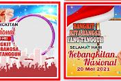 Download 40 LINK Twibbon Hari Kebangkitan Nasional 20 Mei 2021