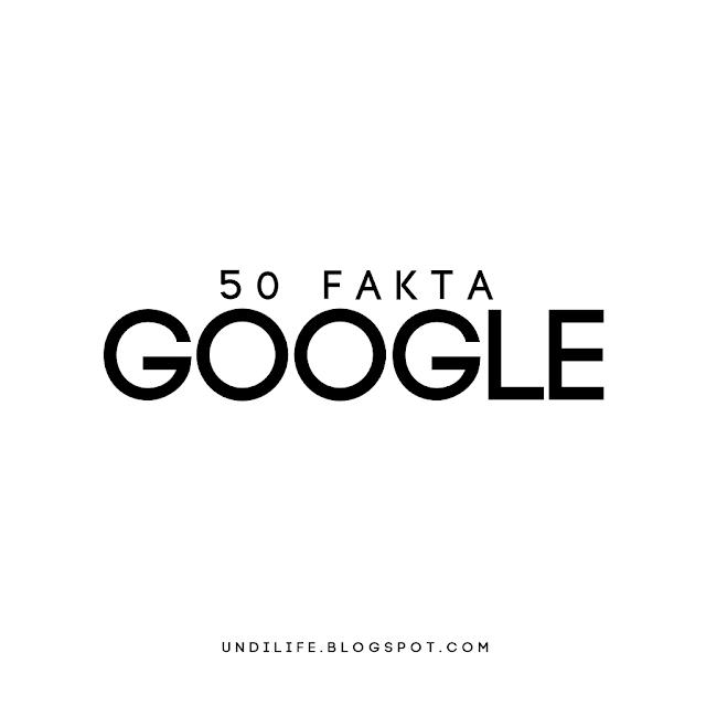 50 Fakta Menakjubkan Tentang Google