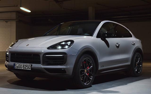 Novo Porsche Cayenne GTS 2021 Cupê