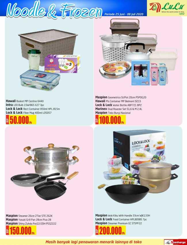 Katalog Promo LULU Supermarket 25 Juni - 8 Juli 2020 8