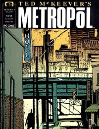 Ted McKeever's Metropol