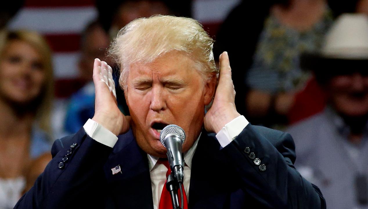 Two Weeks Emergency in Washington on Trump orders
