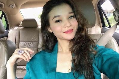 Biodata Putri Hanan Pelakon Drama Rindu Yang Terlarang