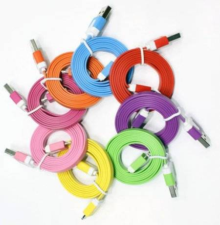 KABEL DATA warna 1 meter
