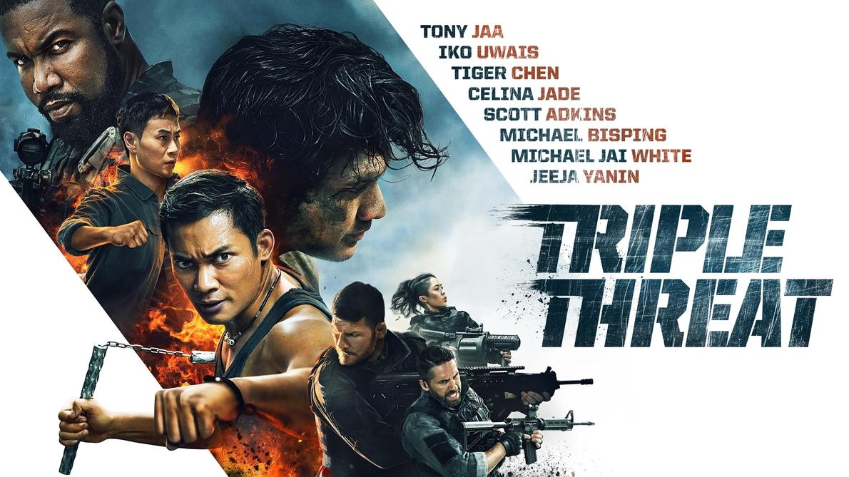 Bộ Ba Vệ Sĩ - Triple Threat (2019)
