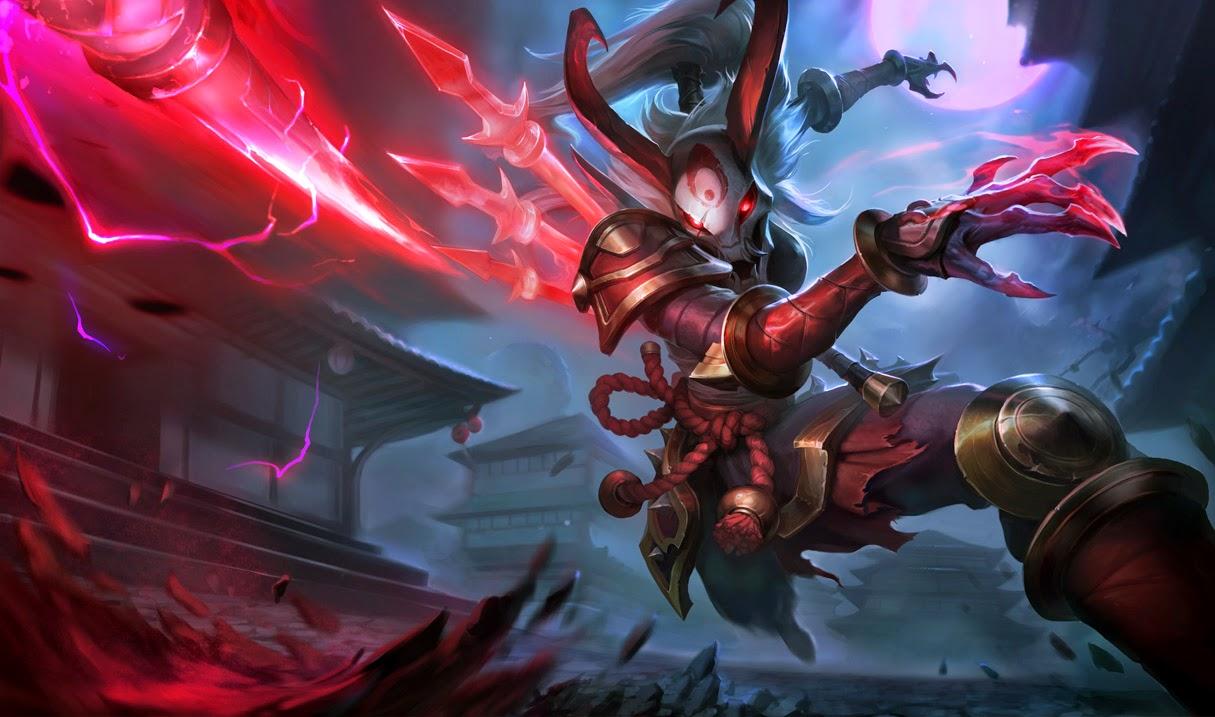 Bloodmoon Kalista