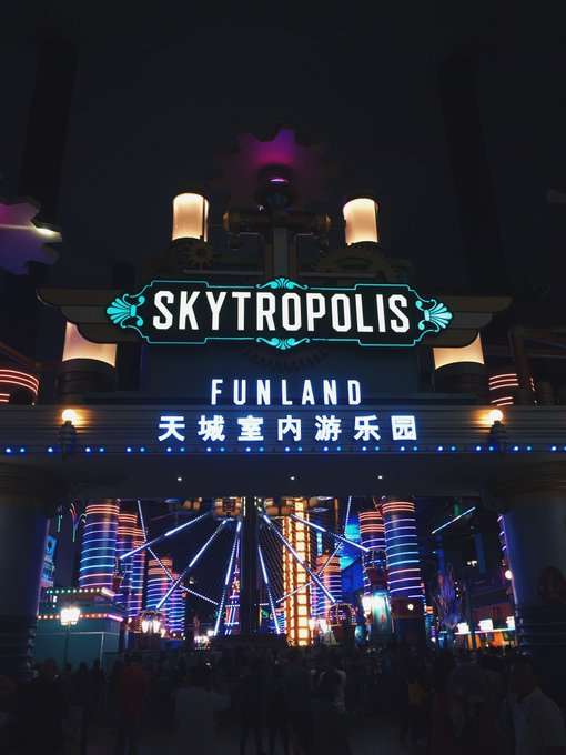 skytropolis genting highlands
