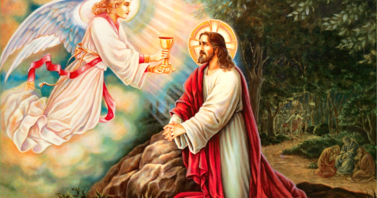 """""""Gesù, confido in Te!"""": S. ROSARIO MEDITATO - MISTERI DOLOROSI"""