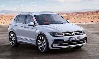 Harga Volkswagen Tiguan