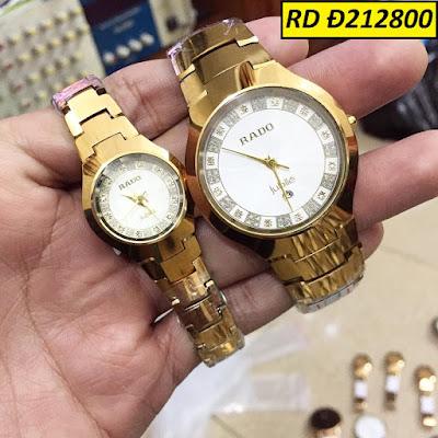 Đồng hồ cặp đôi RD Đ212800