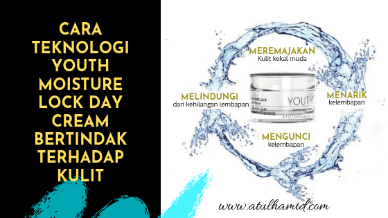 Produk Terbaru Shaklee: YOUTH Moisture Lock Day Cream