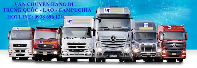 Dịch vụ vận chuyển hàng hóa Việt Nam đi Lào 2 chiều giá tốt