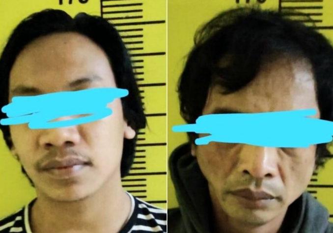 Simpan Sabu, 2 Warga Gedongtataan Diringkus Polisi