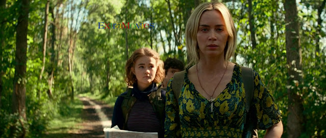 A Quiet Place Part II (2020) [English-DD5.1] 720p BluRay