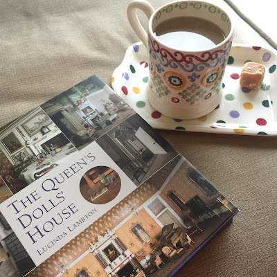 The Queens Dolls House lucinda Lambton Book Review
