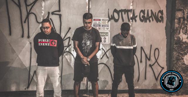 """Lotta Gang lança o single """"Enquadro"""""""