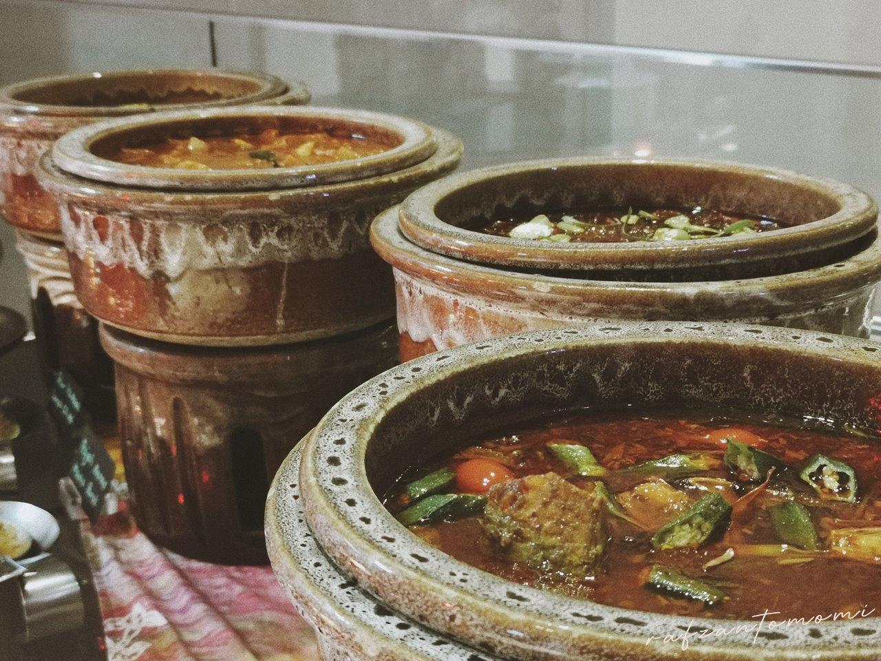 Bufet Ramadan 2021 - Nook, Aloft Kuala Lumpur Sentral