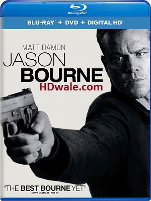 Jason Bourne Full Movie Download in English (2016) BluRay