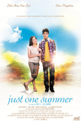 Just One Summer Movie Poster