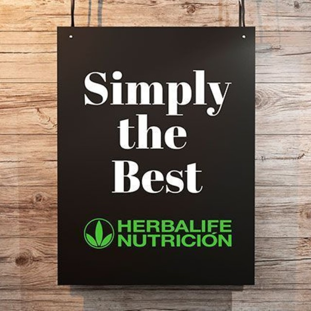 Herbalife Nutrition - Simply The Best