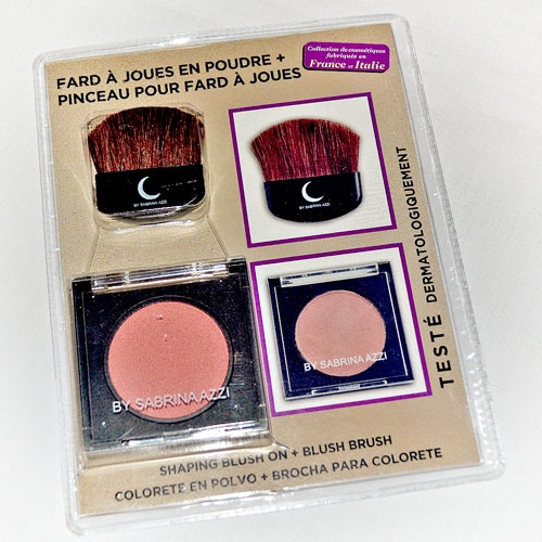 colorete más brocha by sabrinza azzi coleccion makeup