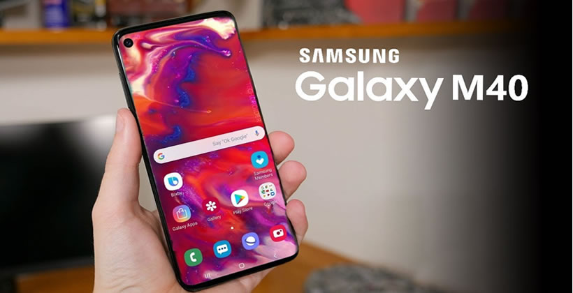 Samsung Galaxy M40 Launch